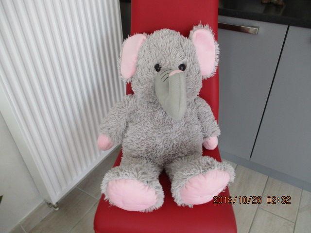 peluche éléphant 12 Castres (81)