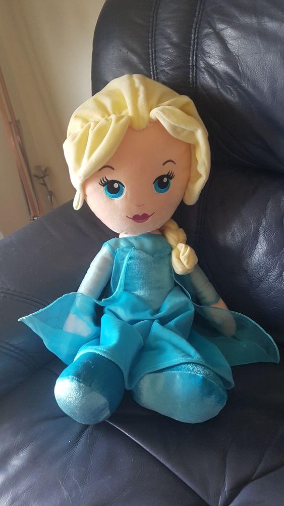 Peluche Elsa Reine des neiges 20 Claye-Souilly (77)