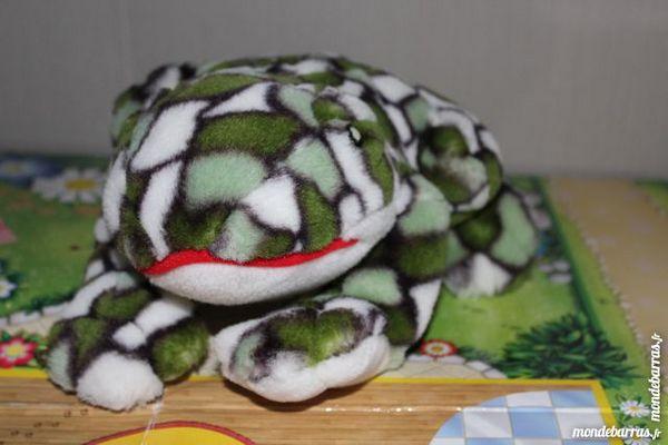 Peluche grenouille 5 Brest (29)