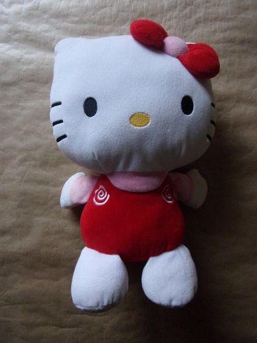 Peluche Hello Kitty 10 Montaigu-la-Brisette (50)