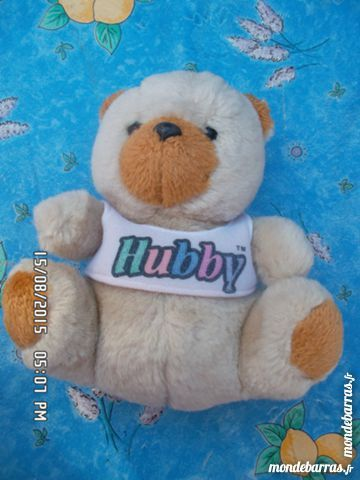 peluche hubby ourson 1 Chambly (60)