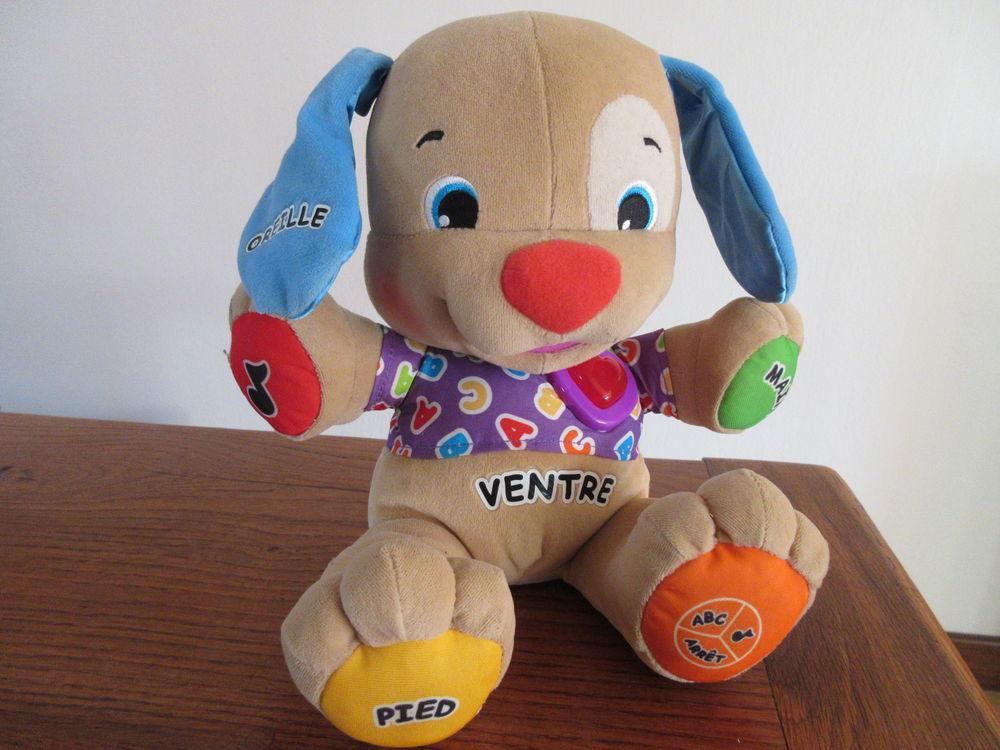 Peluche interactive Puppy Fisher Price 15 Gravelines (59)