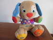 Peluche interactive Puppy Fisher Price