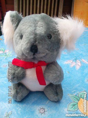 peluche koala gris*juste 1e*kiki60230 1 Chambly (60)
