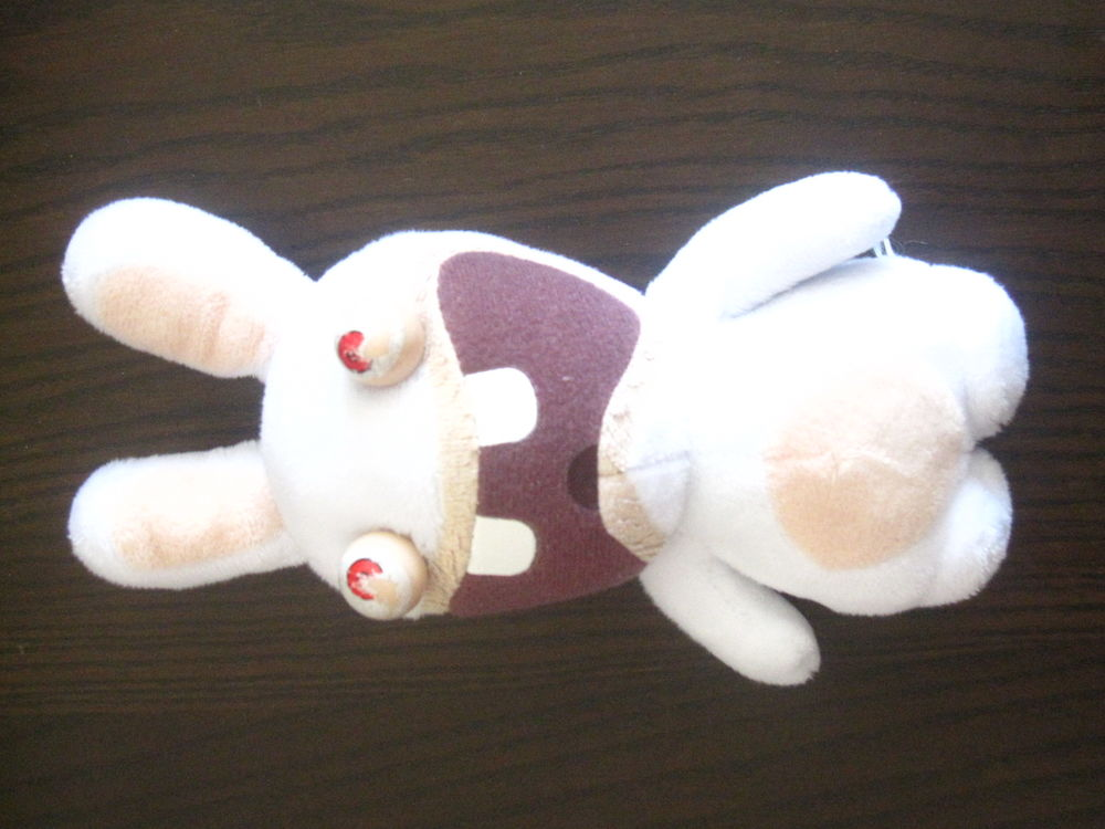Peluche lapin crétin 20cm 5 Saint-Jean-Pla-de-Corts (66)