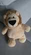 Peluche lion. Bourgoin-Jallieu (38)