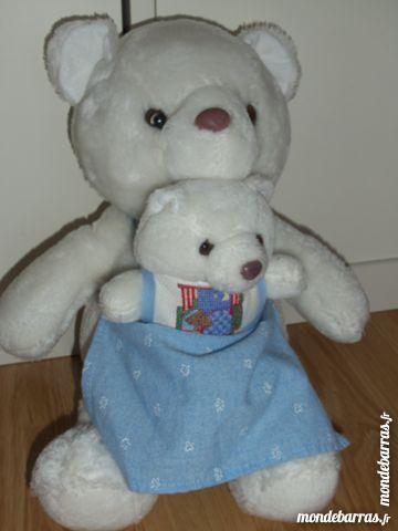 Peluche maman ours et son petit 5 Nogent-sur-Oise (60)