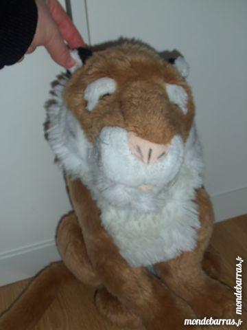 Peluche marionette Tigre 5 Nogent-sur-Oise (60)
