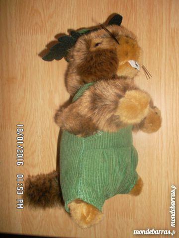 peluche marmotte qui chante 2 Chambly (60)