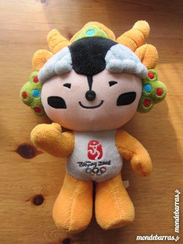 Peluche - Mascotte des Jeux Olympiques de 2008 15 Livry-Gargan (93)