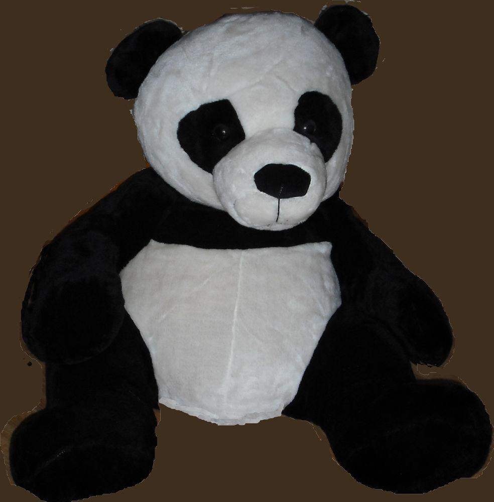 Peluche Panda   16 euros 16 Cramont (80)