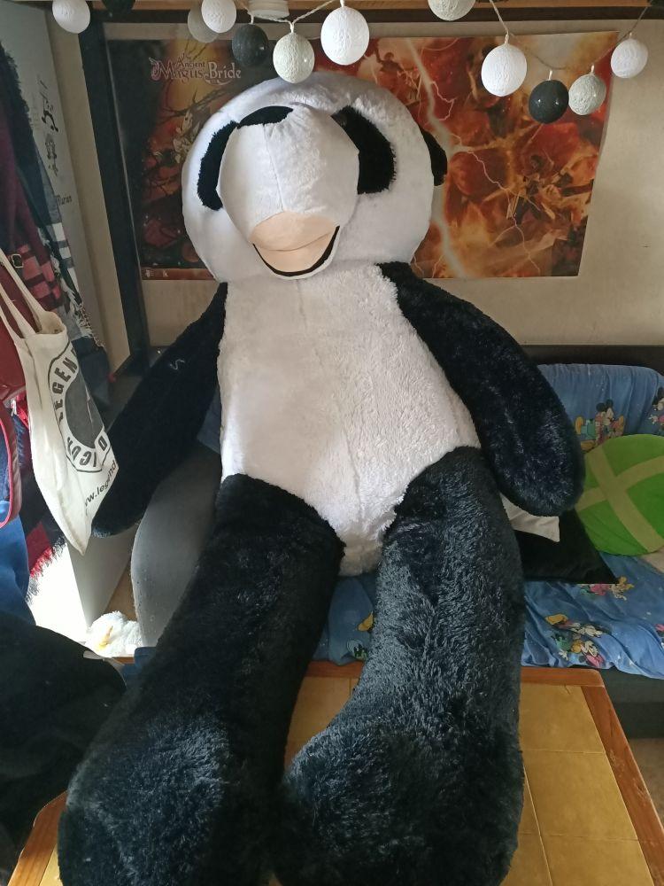 Peluche Panda Géant 70 Sucy-en-Brie (94)