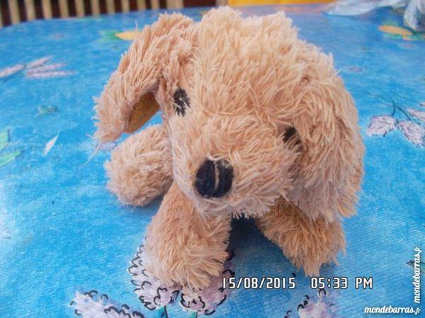 peluche petit chien 1 Chambly (60)