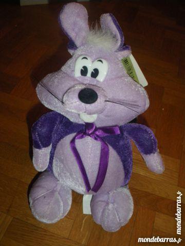 Peluche souris violette (74) 3 Tours (37)