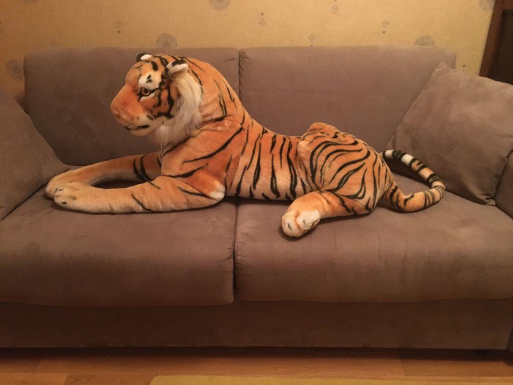 Peluche tigre 8 La Valentine (13)