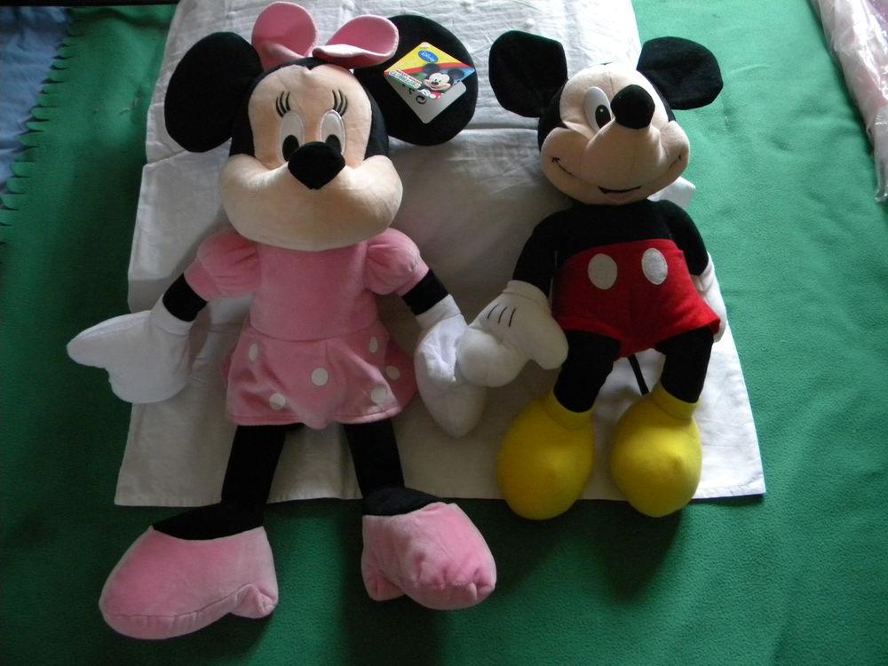 lot de 2 peluches Disney Mikey et mimi neuve  15 Monteux (84)