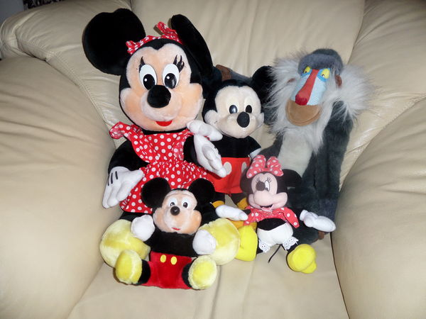 peluches Disney 10 Magny-le-Hongre (77)