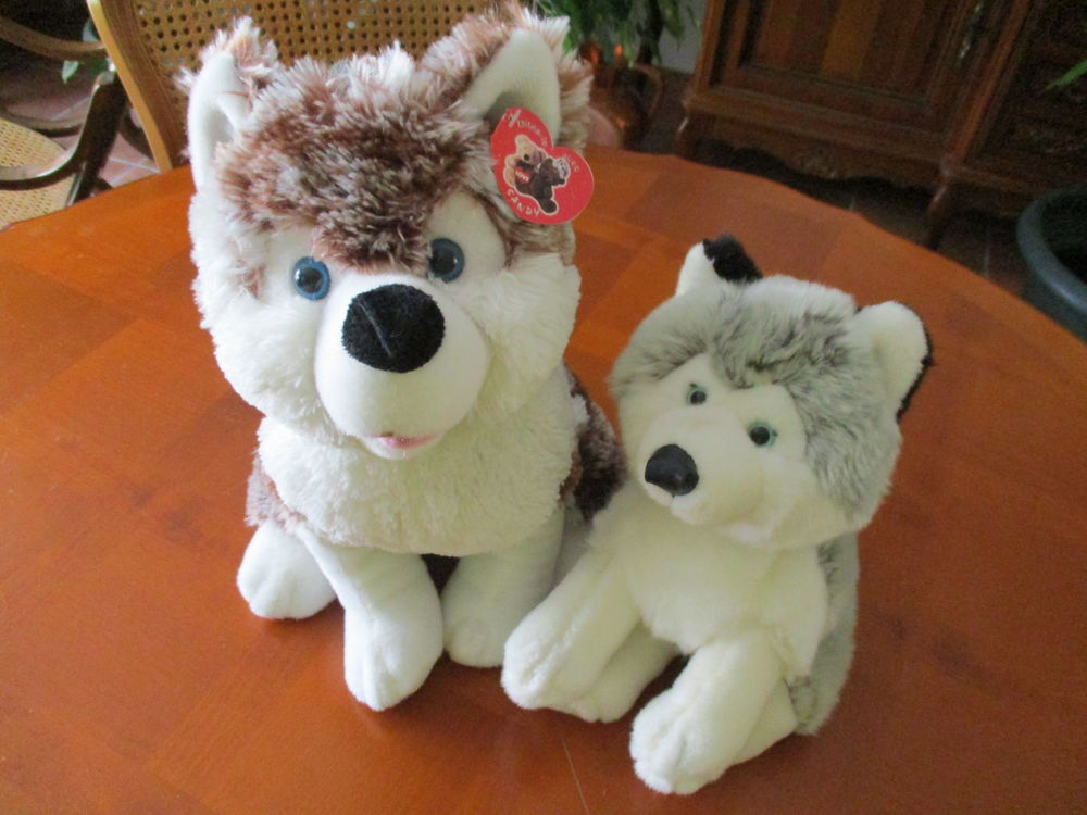 LOT PELUCHES LOUP 20 Pamiers (09)