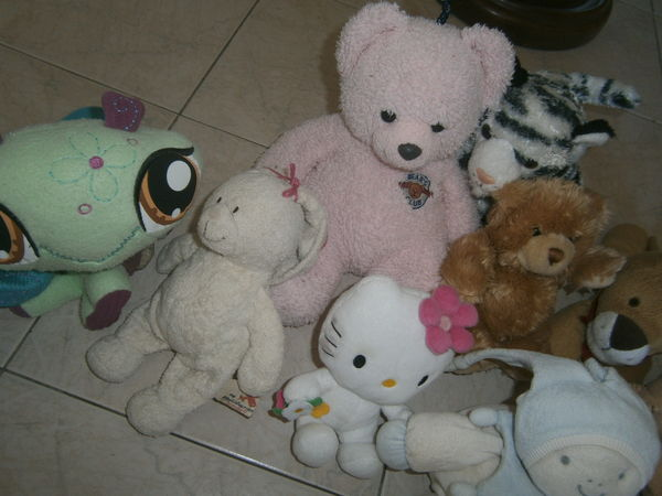 peluches, nounours 3 Annonay (07)