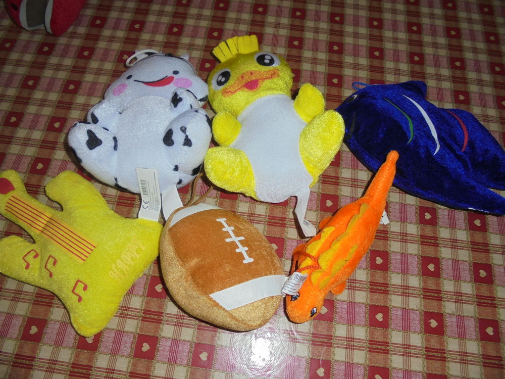 lot peluches 3 Luxeuil-les-Bains (70)