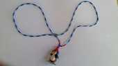 Pendentif , collier avec un pingouin 15 Limoges (87)