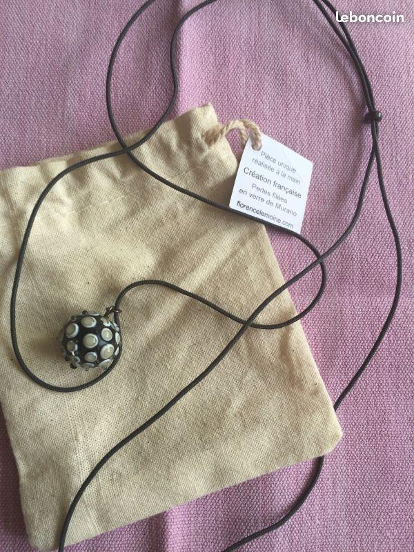 pendentif perle filée neuve 20 Arras (62)