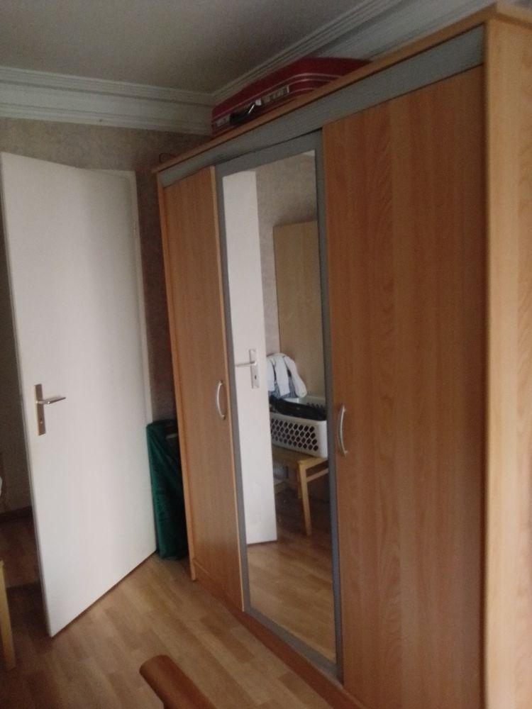 3 penderies (armoires) en bois pour enfants et adultes 100 Ostwald (67)