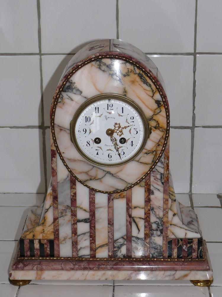 Pendule de cheminée 170 Saintes (17)