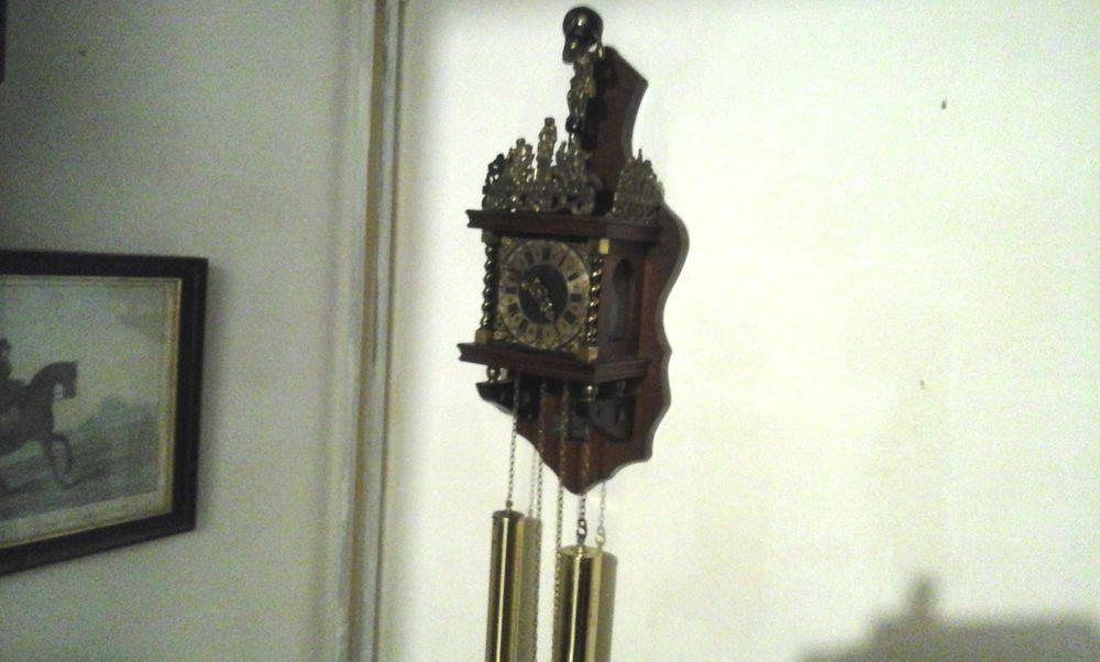 pendule / horloge hollandaise 150 Belley (01)