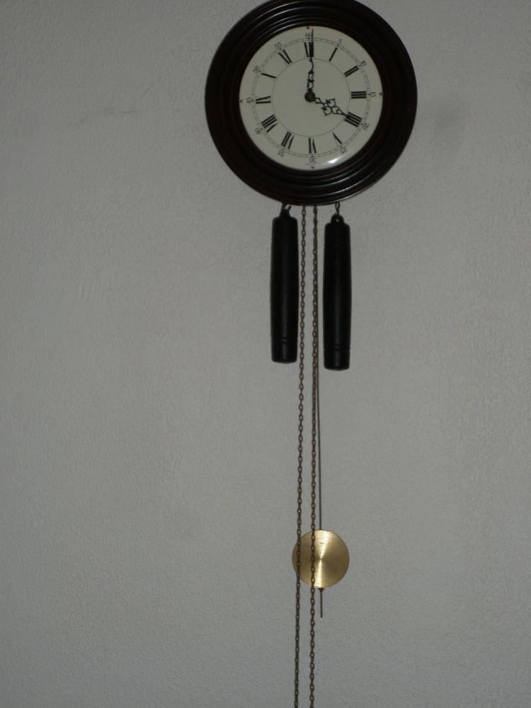 Pendule murale à poids 70 Givenchy-en-Gohelle (62)