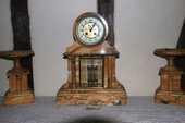 Pendule de notaire  en Marbre 500 Boulogne-Billancourt (92)