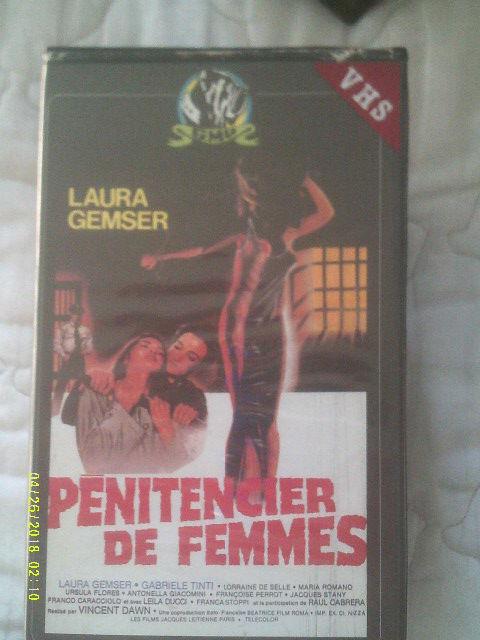 PENITENCIER DE FEMMES avec laura Gemsler 0 Rosendael (59)