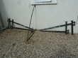 Pentures (ferronnerie) pour portail large