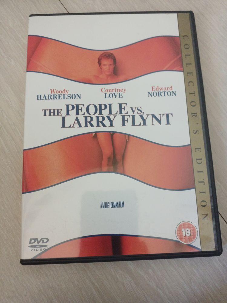 The people vs Larry Flynt CD et vinyles