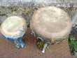 2 Percussions Derbouka Darbouka Djembe musique Instruments de musique