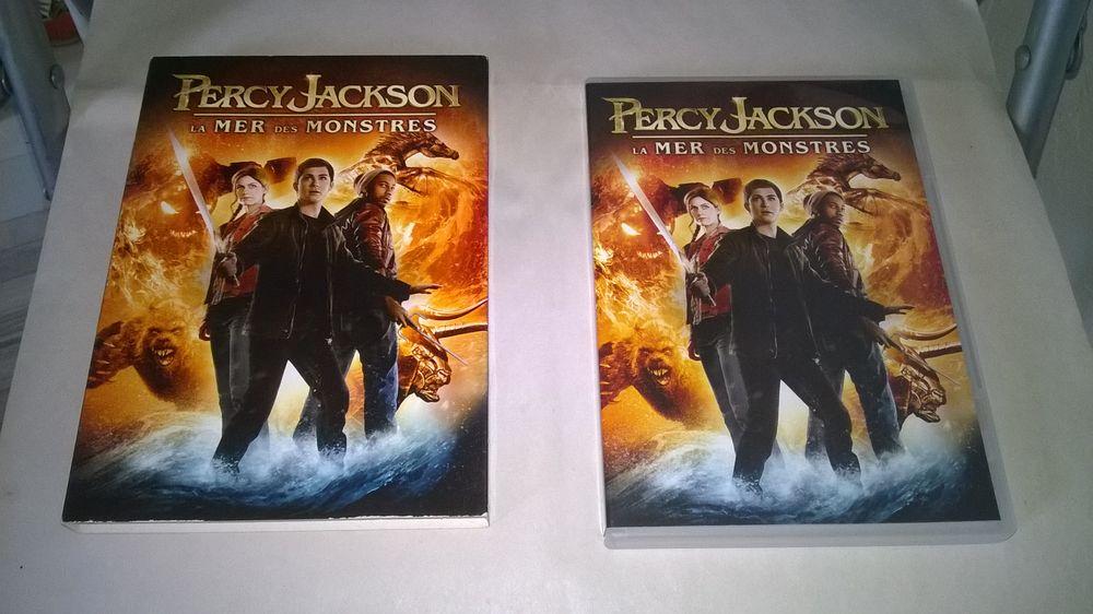 DVD Percy Jackson La mer des monstres 2013 Excellent etat 10 Talange (57)