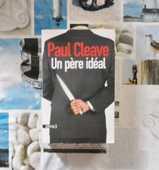 UN PERE IDEAL de Paul CLEAVE Ed. Sonatine 5 Bubry (56)