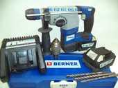 Perforateur - Burineur BERNER 18V 350 Cagnes-sur-Mer (06)