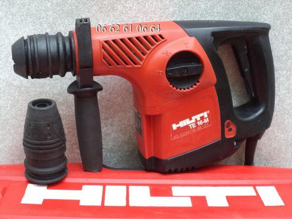 Achetez perforateur occasion annonce vente cagnes sur mer 06 wb149323776 - Perforateur burineur hilti ...