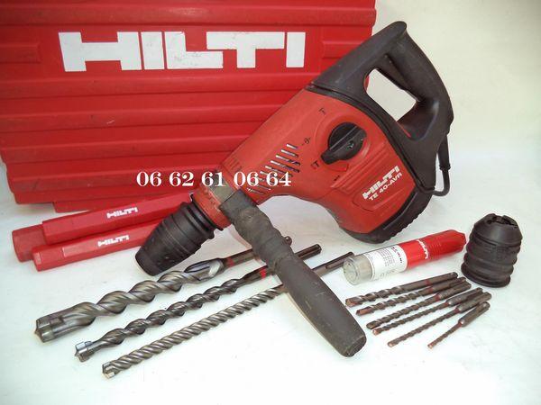 Achetez perforateur occasion annonce vente cagnes sur mer 06 wb150599076 - Perforateur burineur hilti prix ...