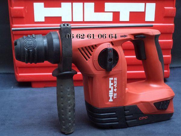 Perforateur HILTI TE 4-A22 500 Cagnes-sur-Mer (06)