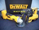 Kit perforateur / meuleuse DEWALT 36V 600 Cagnes-sur-Mer (06)