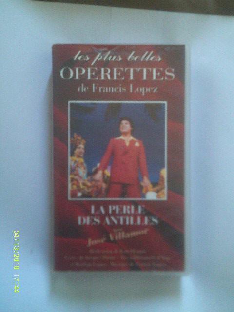LA PERLE DES ANTILLES (lopez) DVD et blu-ray