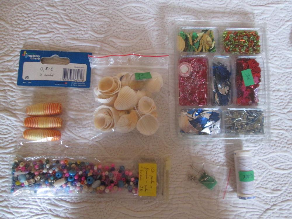 Perles et accessoires pour loisirs créatifs 1 Herblay (95)