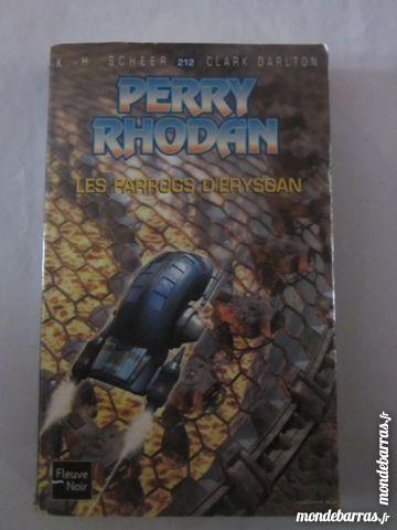 SF - PERRY RHODAN 212 LES FARROGS D' ERYSGAN Livres et BD