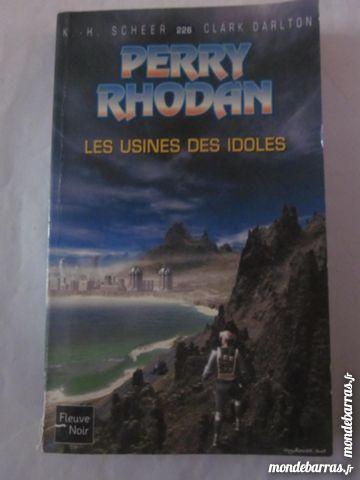 PERRY RHODAN 226 LES USINES DES IDOLES Livres et BD