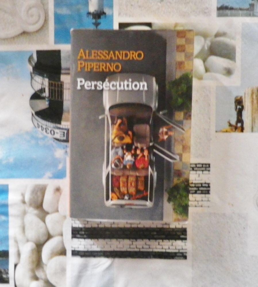 PERSECUTION de Alessandro PIPERNO France Loisirs Livres et BD
