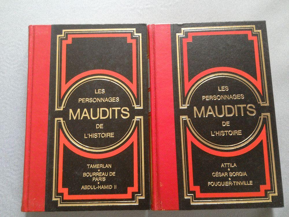 Les Personnages maudits 4 Toulon (83)