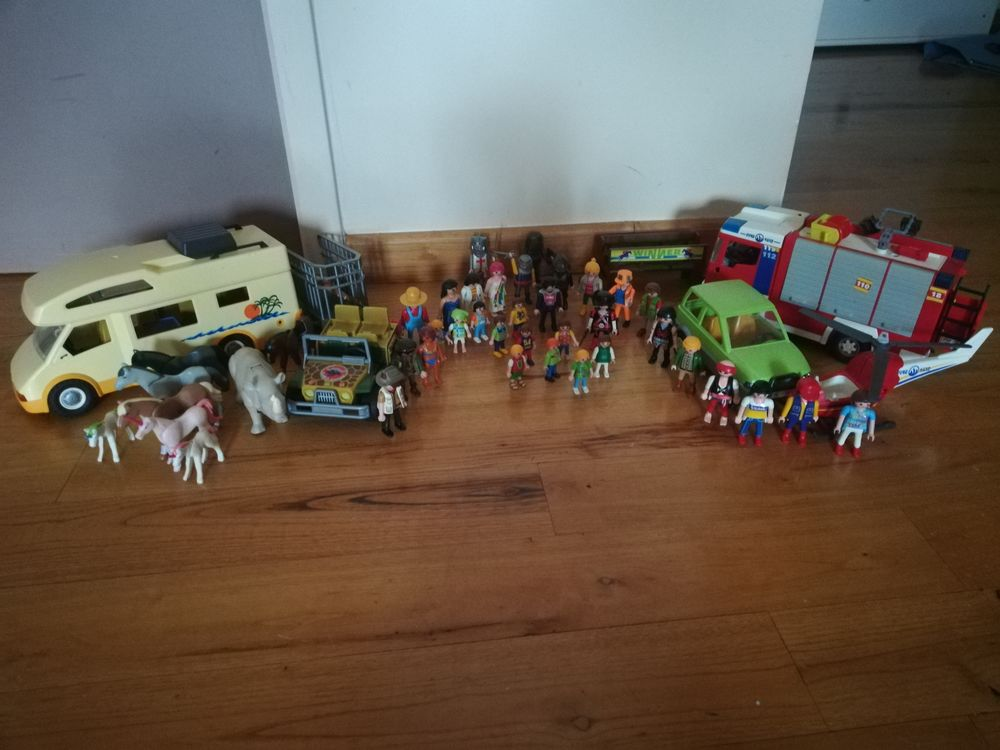 personnages playmobil 50 Chanac (48)