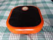 Pèse personne vintage orange/Terraillon/balance 15 Castres (81)